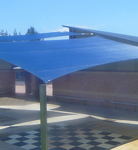 Shade Sails for Schools