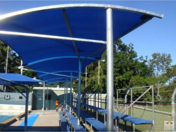 Gympie Shade Sails Sails and Membrane Structures